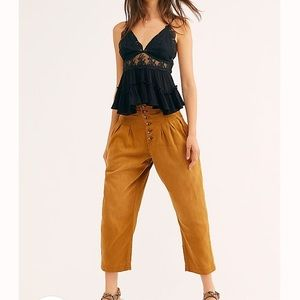 FREE PEOPLE Mover and Shaker Pants